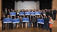 Preisträger des eea in Bayern 2018